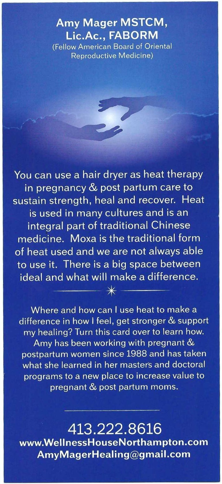 heat therapy for pregnancy and postpartum front
